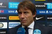 Antonio Conte ohjeistaa Inter-pelaajia seksin suhteen -