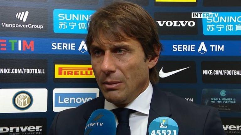"""Antonio Conte ohjeistaa Inter-pelaajia seksin suhteen – """"Mahdollisimman vähäisellä vaivalla"""""""