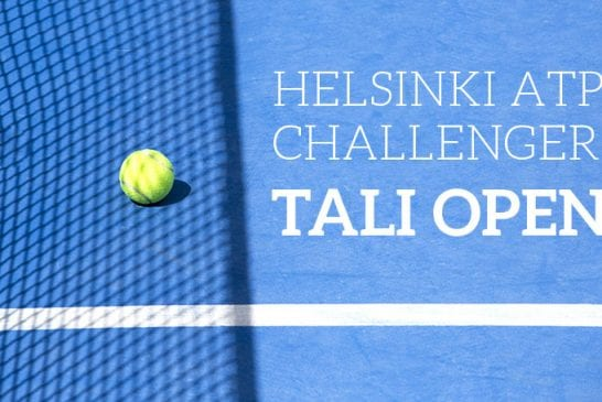 ATP Challenger Helsinki: Emil Ruusuvuori - Geoffrey Blancaneaux - tässä ilmainen live stream!