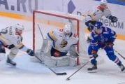 Video: Andrei Kuzmenko antoi mielettömän syötön Jarno Koskirannan maaliin KHL:ssä
