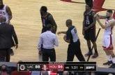 Video: Koominen perhekohtaaminen NBA:ssa - Austin Rivers kerjäsi valmentajaisälleen ulosajoa