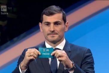 Jalkapallon EM-kisojen lohkot arvottiin - Huuhkajat kivikovaan B-lohkoon