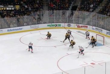 Video: Valot sammuivat kesken pelin Bostonissa - Tuukka Rask: