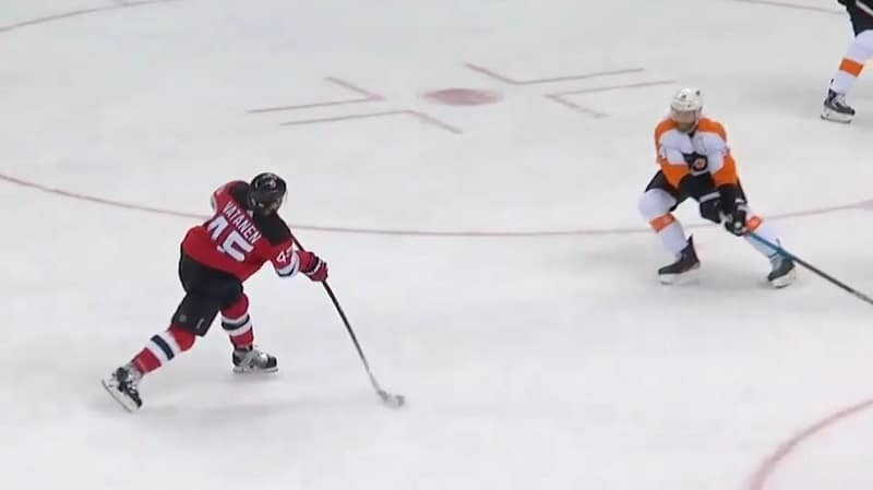 Sami Vatanen New Jersey Devils / Pallomeri.net