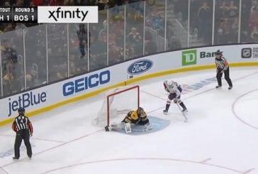 Video: Washingtonin Jakub Vrana ratkaisi pelin jäätävällä