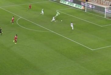 Video: Bundesliigassa nähtiin kauden noloin maalipaikan missaus