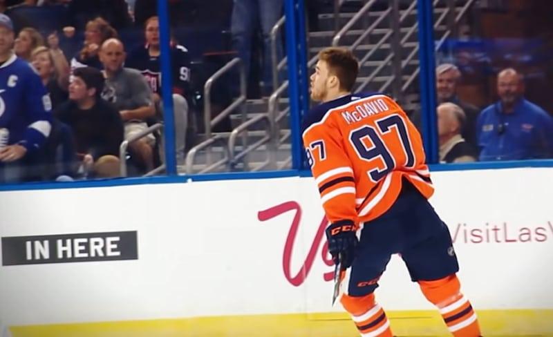Connor McDavid NHL All Star kokoonpanot 2020 - pallomeri.net