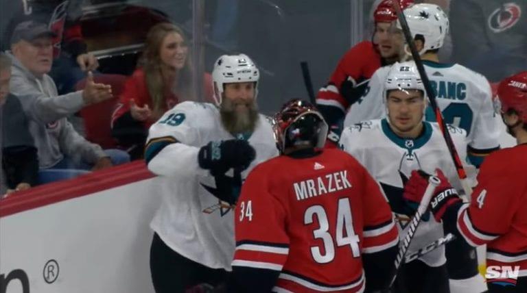 Joe Thornton jatkaa mykistävää NHL-uraansa – siirtyy Toronto Maple Leafsiin