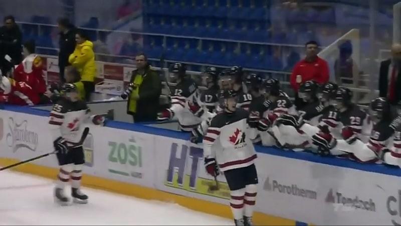 kanadan mm joukkue 2020