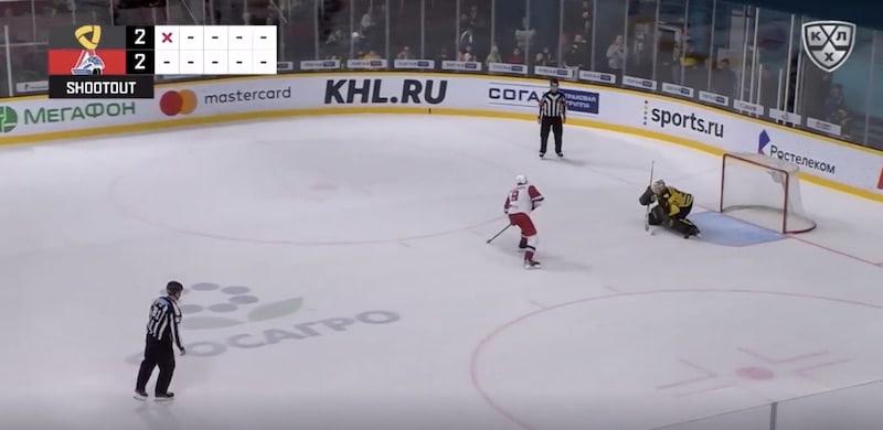 Video: Magnus Pääjärvi upotti huikaisevan rankkarimaalin KHL:ssä