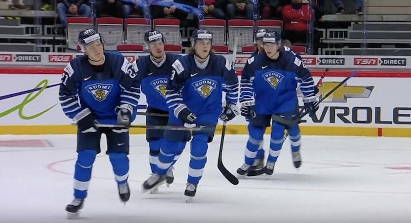Nuoret Leijonat U20 MM-kisat urheilukalenteri / Pallomeri.net