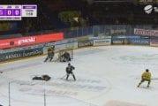Video: Panu Mieho neljän ottelun pelikieltoon – taklasi Patrik Puistolan sairaalakuntoon