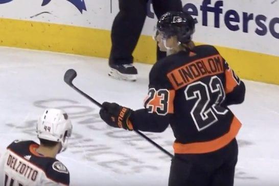Pysäyttävä uutinen! Philadelphia Flyersin ruotsalaishyökkääjällä Oskar Lindblomilla todettu luusyöpä