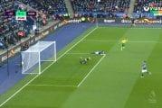 Video: #Pukkiparty senkun vain paranee - Teemu Pukki maalasi Leicesterin verkkoon