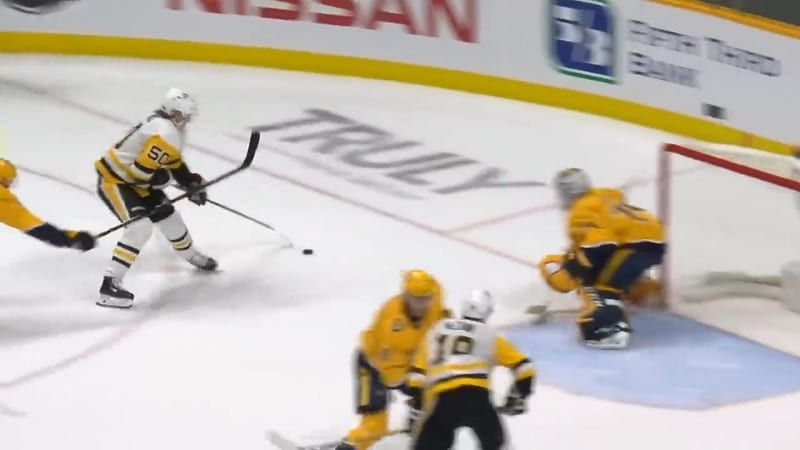 Juuso Riikola Pittsburgh Penguins / Pallomeri.net