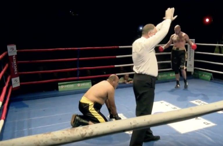 Video: Surkuhupaisa ottelu – Robert Helenius tyrmäsi surkean vastustajansa 2. erässä