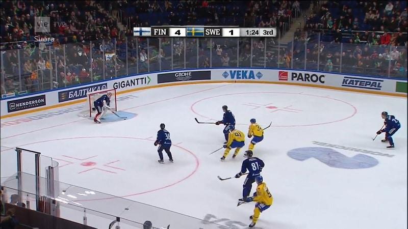 Frans Tuohimaa HIFK Leijonat urheilukalenteri / Pallomeri.net