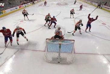 Video: Joel Armia iski salamamaalin - yllätti Flyers-vahdin jo 19 sekunnin jälkeen