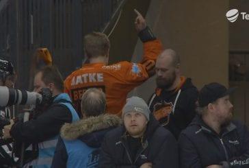 Video: KooKoon Martin Berger sai toilailustaan yhden ottelun pelikiellon