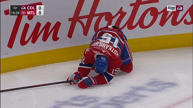 Jesperi Kotkaniemi Montreal Canadiens / Pallomeri.net
