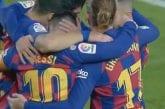 Video: Lionel Messi teki sen taas - vuoden 50. maali syntyi loistavalla kudilla