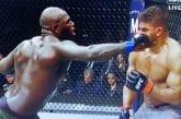 Video: Järkyttävää jälkeä UFC:ssä - Alistair Overeemin ylähuuli repesi tyrmäysiskun voimasta