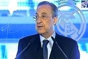 Lehti: Real Madrid ajaa superliigahanketta - presidentti Florentino Perez käynyt salaisia neuvotteluja