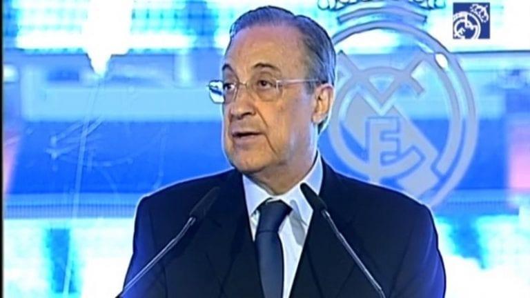 Lehti: Real Madrid ajaa superliigahanketta – presidentti Florentino Perez käynyt salaisia neuvotteluja