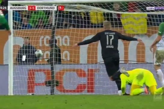 Erling Håland debytoi satumaisesti Dortmundissa - toisella jaksolla sisään ja hattutemppu pöytään
