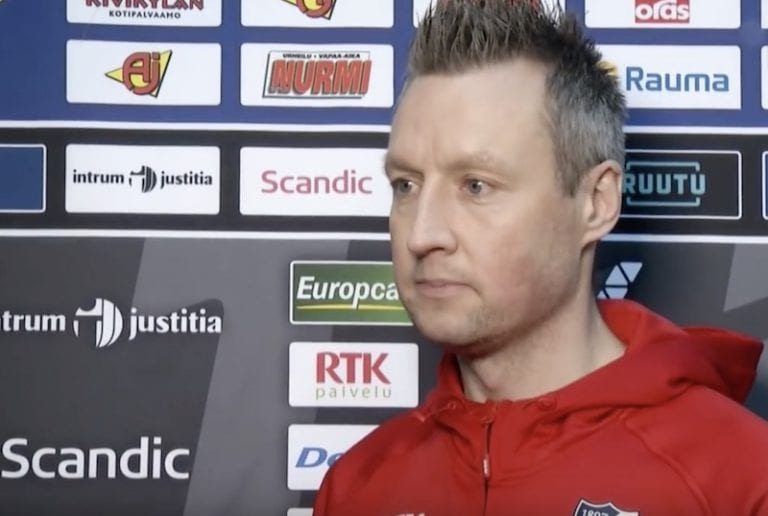 HIFK teki sopimuksen maalivahtivalmentajansa Jan Lundellin kanssa – tulee Liiga-historian vanhin pelaaja