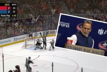Video: John Tortorella sai NHL:ltä jättisakot - tässä rajuun avautumiseen johtanut tilanne