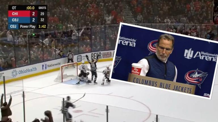 Video: John Tortorella sai NHL:ltä jättisakot – tässä rajuun avautumiseen johtanut tilanne