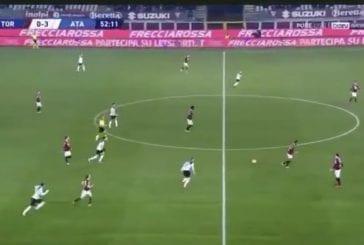 Video: Josip Ilicic painoi huikaisevan vaparimaalin puolesta kentästä Serie A:ssa