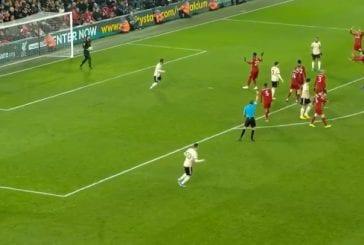 Video: Liverpool-vahti Allisonilta mahtava suoritus - vapautti Mo Salahin maalintekoon