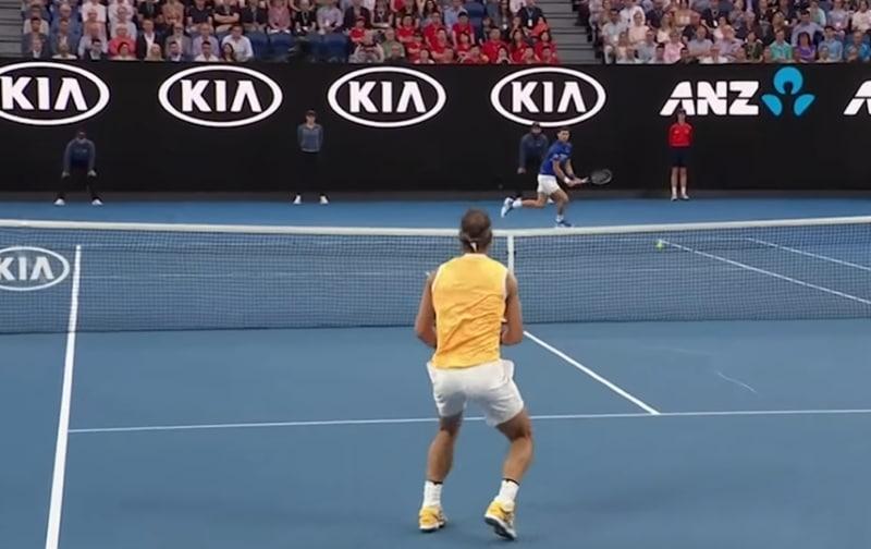 Rafael Nadal dominic thiem nick kyrgios australian avoimet open live stream