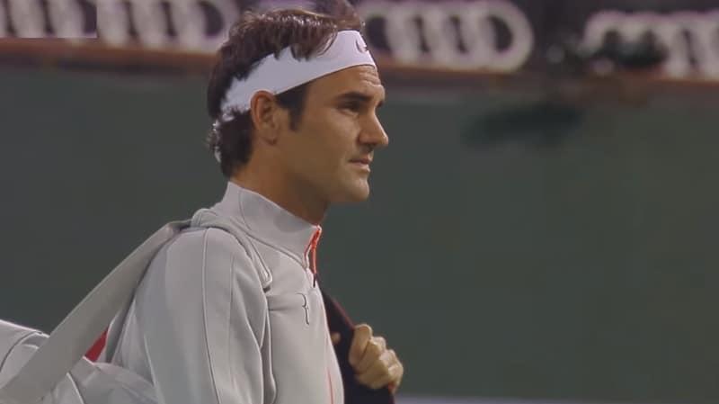 Roger Federer John Millman live stream australian avoimet open