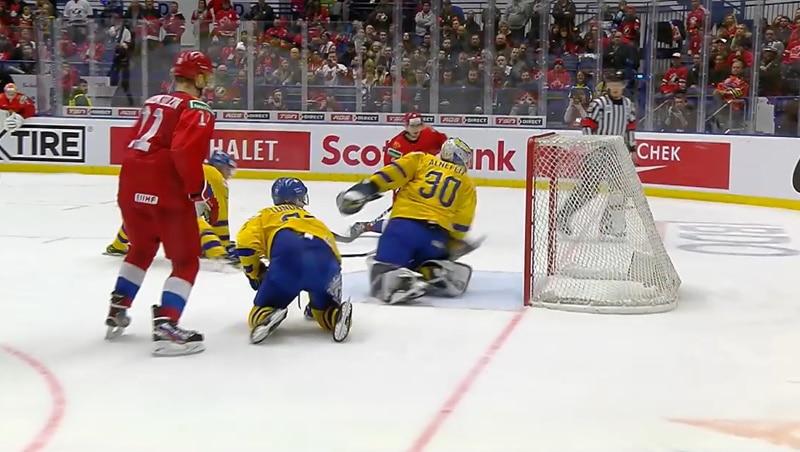 Ruotsin maalivahti hugo alnefelt u20 - pallomeri.net