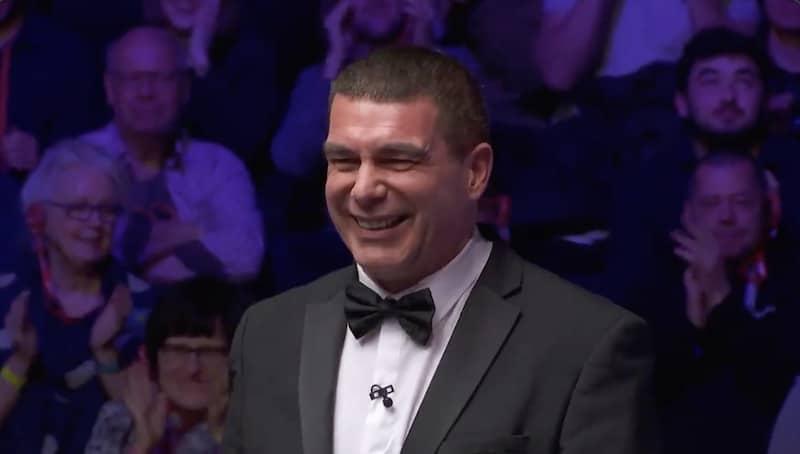 Video: Snookerin The Mastersissa nähtiin hämmästyttävä lyönti – vastustaja ja tuomari eivät olleet uskoa silmiään