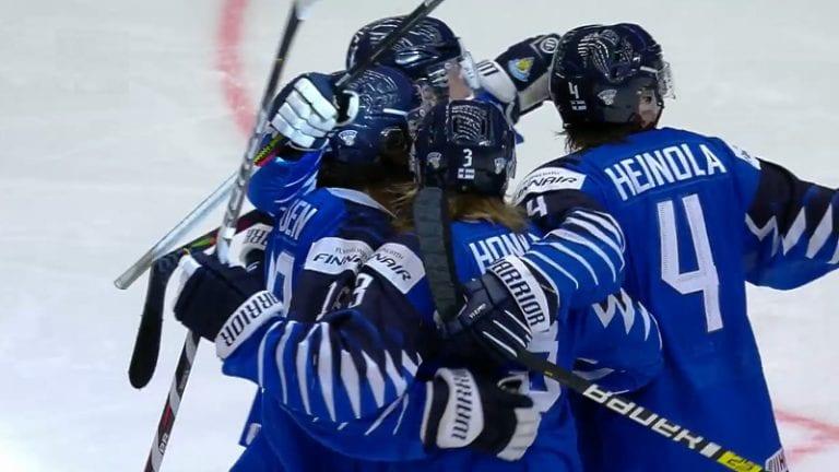 Video: Kristian Tanus jakoi fantastisen passin voittomaaliin – Suomi kaatoi USA:n!