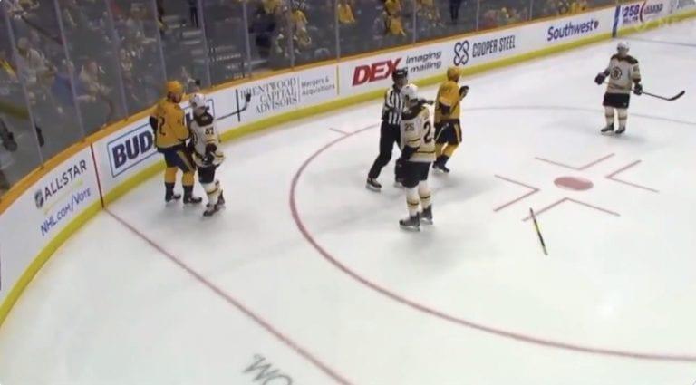 Video: Viktor Arvidsson sai NHL:ltä 2000 dollarin sakot filmaamisesta