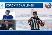 Video: NHL-tuomari Wes McCauley jälleen vauhdissa - kuulutus ei sujunut aivan, kuten piti