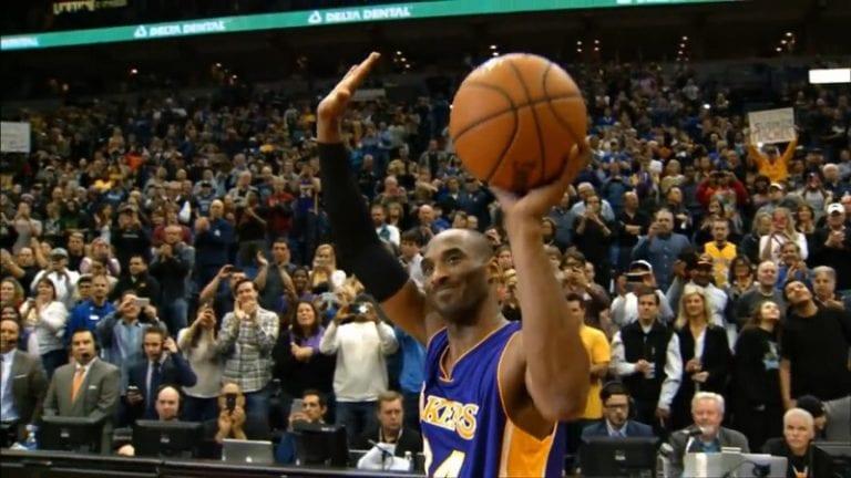 Video: Kobe Bryantin kuolema järkytti urheilumaailmaa – legendan muistoa kunnioitettiin koskettavin tavoin
