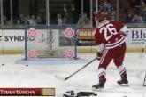 Video: ECHL-pelaaja veti tarkkuuskisaan aivan älyttömän ajan - NHL:n ennätys alittui sekuntikaupalla