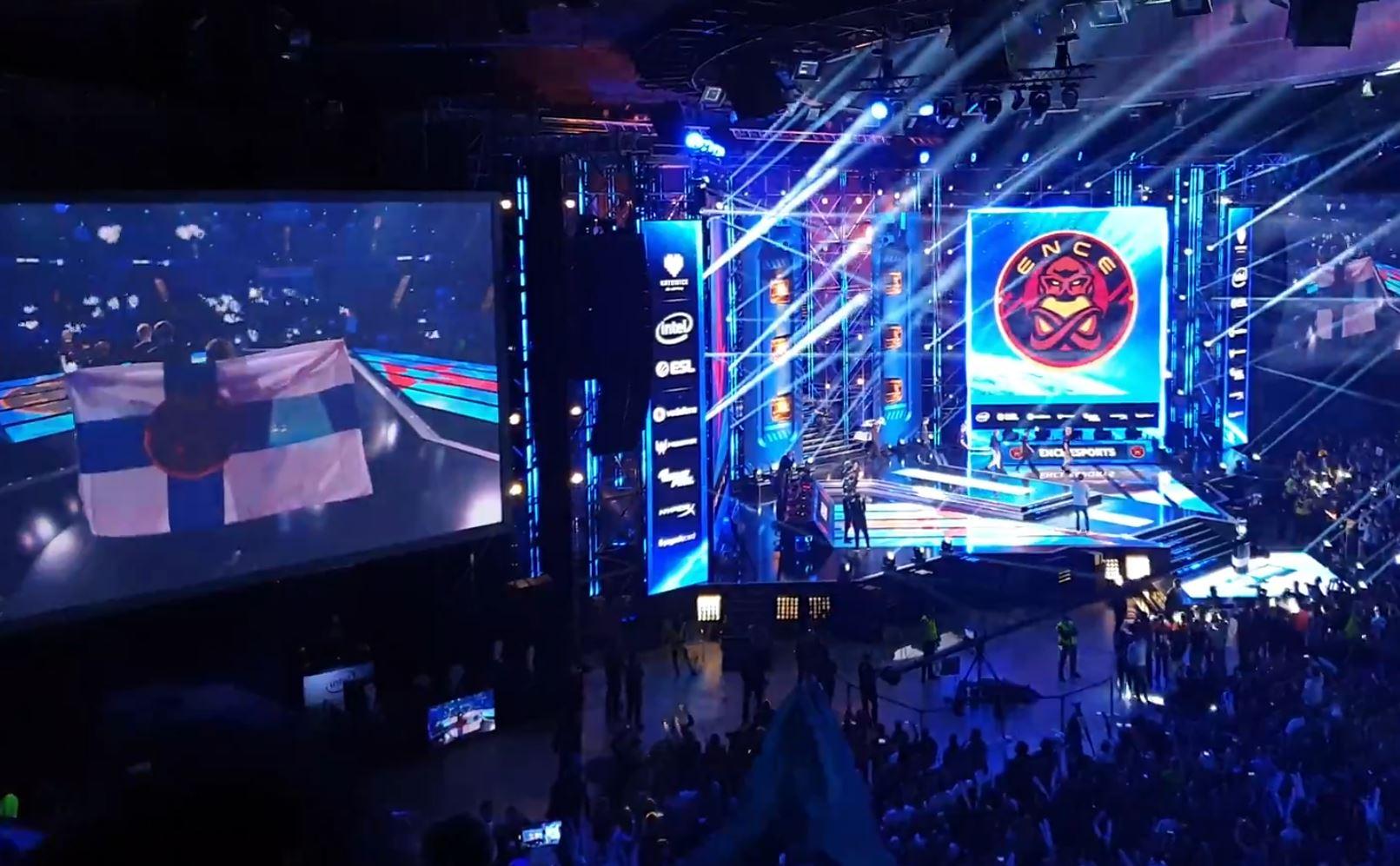 CS:GO Ice Challenge: OG-ENCE – näin teet 10€ yli 120€, mikäli OG voittaa
