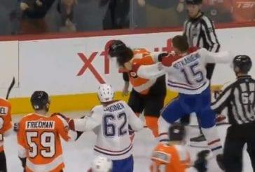 Video: Jesperi Kotkaniemi myllytti NHL:ssä - koulutti Flyers-peluria hurjalla tavalla
