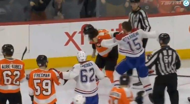 Video: Jesperi Kotkaniemi myllytti NHL:ssä – koulutti Flyers-peluria hurjalla tavalla