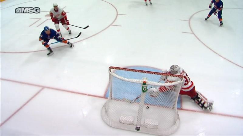 Leo Komarov New York Islanders / Pallomeri.net