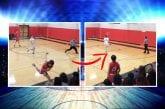 Video: South Albanyn lukiopeluri heitti täysin uskomattoman korin