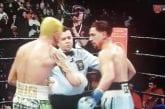 Video: Nyrkkeilijä puri vastustajaansa –