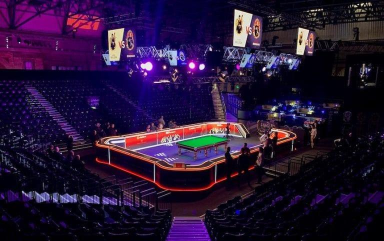 Snookerin European Mastersissa liikkeellä varkaita – Mark Davis joutui luovuttamaan ottelun